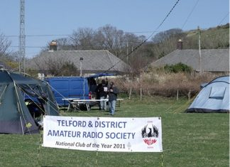 Telford and District Amateur Radio Society