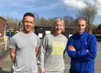 Clare Williams, Executive Headteacher to both Baschurch and Myddle Primary Schools, will be running Shrewsbury Half Marathon on Sunday 17th June along with teachers Gareth Hughes and Huw McGrath