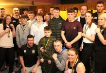 The Bright Star Academy team at Albrighton Sports and Social Club. Photo: John Cutts