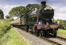 The Goods Gala will see up to two goods trains in operation alongside passenger services