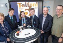 Discover Digital Telford Event