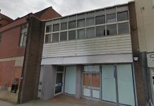 The former Co-op Bank building in Oswestry town centre is up for auction. Photo: Google Street View