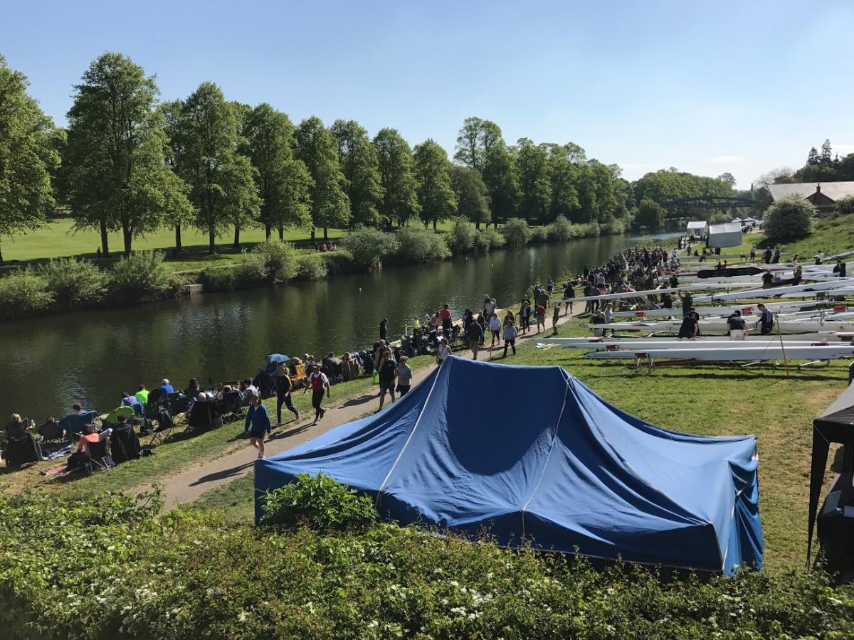 Shrewsbury Regatta will take place this weekend