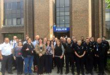 Telford and Wrekin's Multi-Agency Targeted Enforcement Strategy team