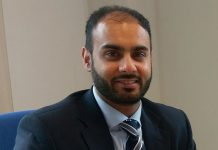 Jas Khela is the new commercial property lawyer at Martin-Kaye Solicitors, in Telford