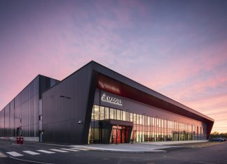 Magna Cosma on T54, part of the Telford Investment Cluster