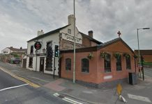 The incident happened at the New Inn on Stafford Road, Newport. Photo: Google Street View