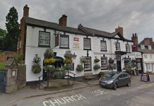 The Red Lion Inn at Ellesmere. Photo: Google Street View