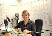 Sheila Dillon is supporting Shropshire-based charity Self Help Africa, by voicing their BBC Radio 4 Charity Appeal