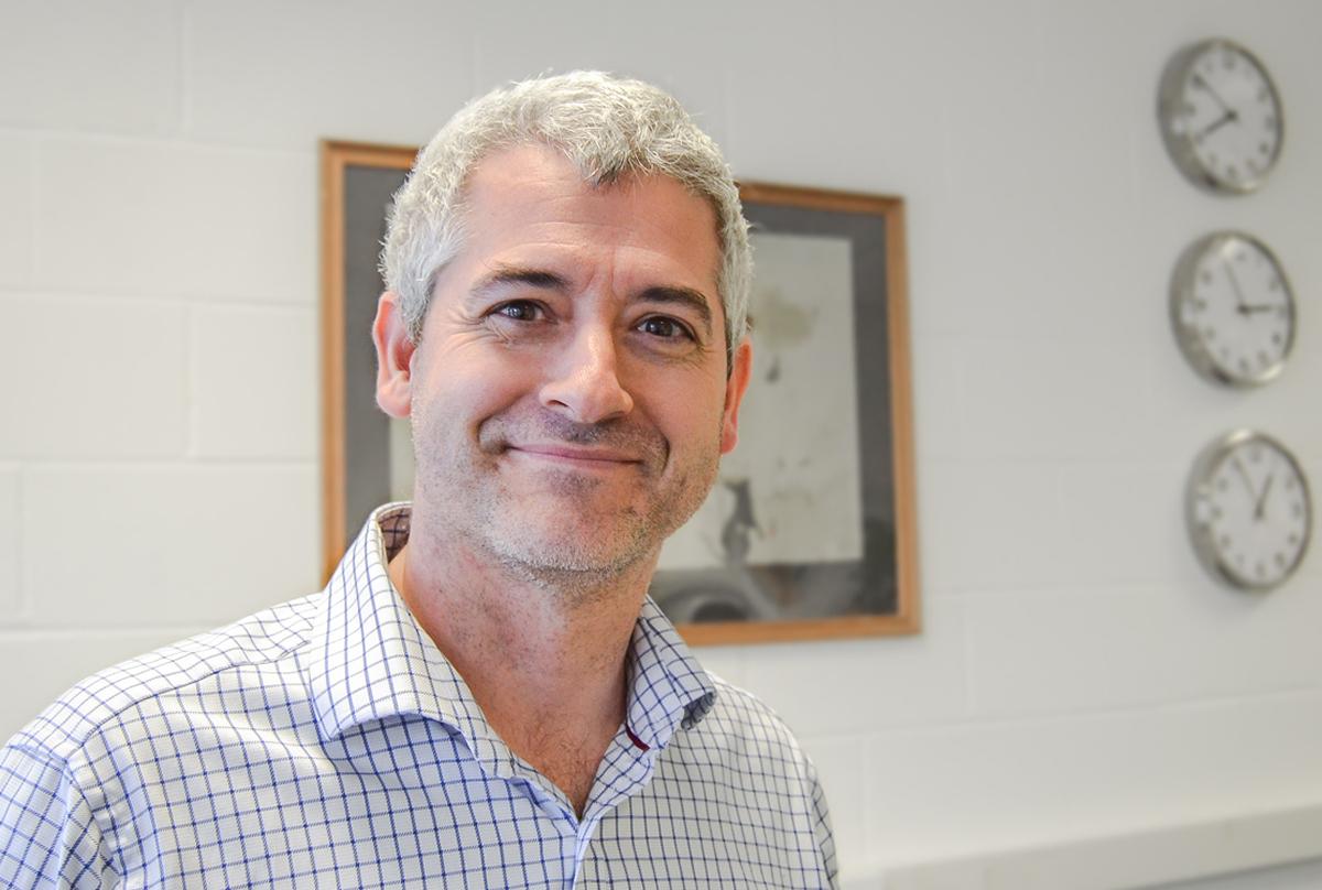 Steve Hughes, Managing Director of REO UK