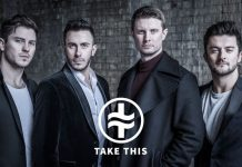 Take That tribute band Take This is one of the acts performing at Follies Fest