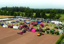 The Arable Event attracts thousands of farmers from across the region