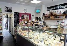 Van Doesburg's has developed an excellent reputation in Church Stretton since opening in 2002