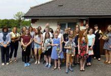 Celebration of Youth Music in Shropshire