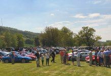 Classic Motor Show at Eaton Manor
