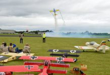 The Large Model Air Show promises to be a great day out for modellers and families alike