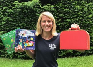 Lorna McCann - The Rural Schools Write, Read, Inspire Project.