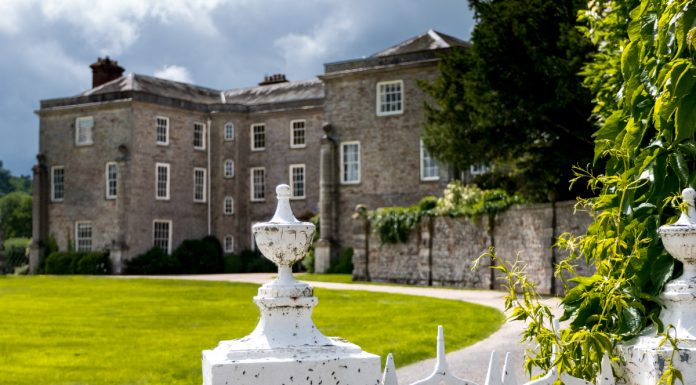 Morville Hall near Bridgnorth. Photo: John Melhuish
