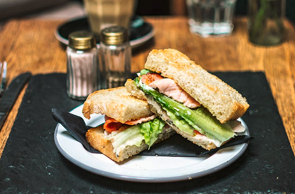 Mystery Dining By HGEM - Toasted Sandwich