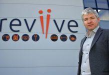 Julian Price, managing director, Reviive