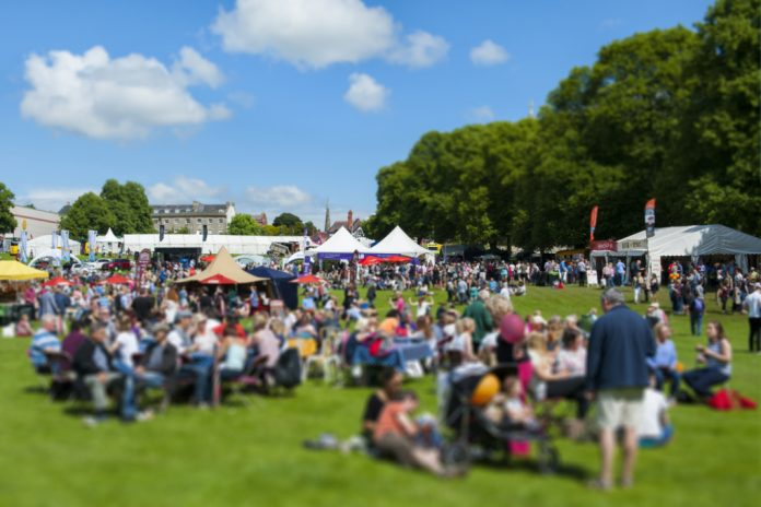 Shrewsbury Food Festival 2018 Image