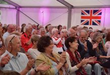 The Much Wenlock Festival has seen monumental success and support from people across Shropshire with each event bringing a flurry of people to the town