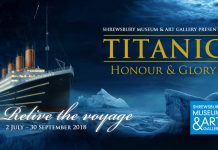 Titanic Honour & Glory