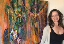 Visionary Artist Lisa Lochhead