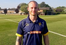 Alexei Kervezee scored 748 Unicorns Championship runs for Shropshire this season