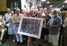 The Wilfred Owen 100 events brochure was launched at Tanners in Shrewsbury