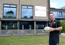Sports Teacher and Rugby Coach, Dale Smallman
