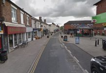 Dawley High Street is one of six towns to benefit from the investment. Photo: Google Street View