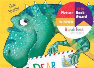 Dear Dinosaur by Chae Strathie, illustrated by Nicola O'Byrne