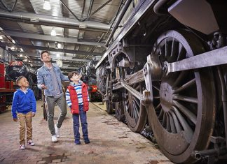 There's lots going on at The Engine House Visitor Centre, including Science Boffins, Steam Ahead weekend and Wizard Weeks