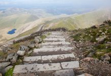 A team from A-Plan Insurance in Shrewsbury will scale Snowdon