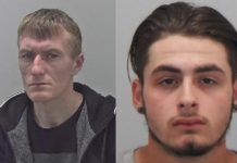 John Cox and Brandon Dowen were today found guilty of manslaughter
