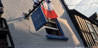 The French Pantry, Ludlow