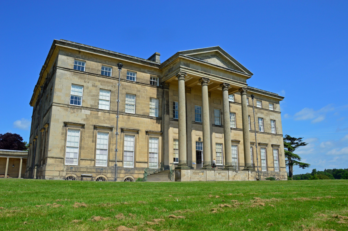 The Mansion at Attingham. Photo: NT / Julianne Hatton