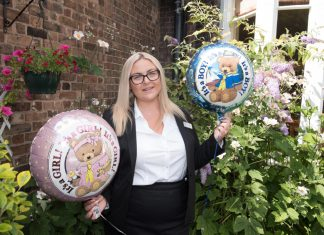 Paige Wellings-Kendall, food and beverage supervisor at The Best Western Valley Hotel in Ironbridge