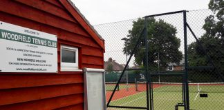 Shrewsbury's Woodfield Tennis Club will be taking part in the Great British Tennis Weekend this Sunday