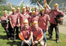 A team from The Wrekin Housing Trust will take part in the Severn Hospice Dragon Boat Festival