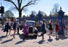 Revel-in-Dance is set to get Shrewsbury in a flap with a Guinness World Record Charleston attempt