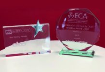 The two awards won by Aico Ltd