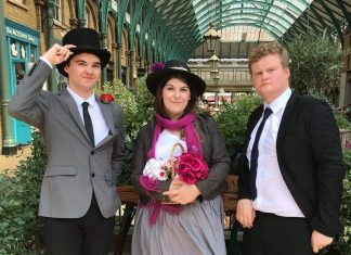 Sian Kyle, Kurt Hassall and Alex Clark will star in the production