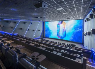 Film fans will be able to experience films like never before thanks to the innovative new iSense screen at ODEON Telford