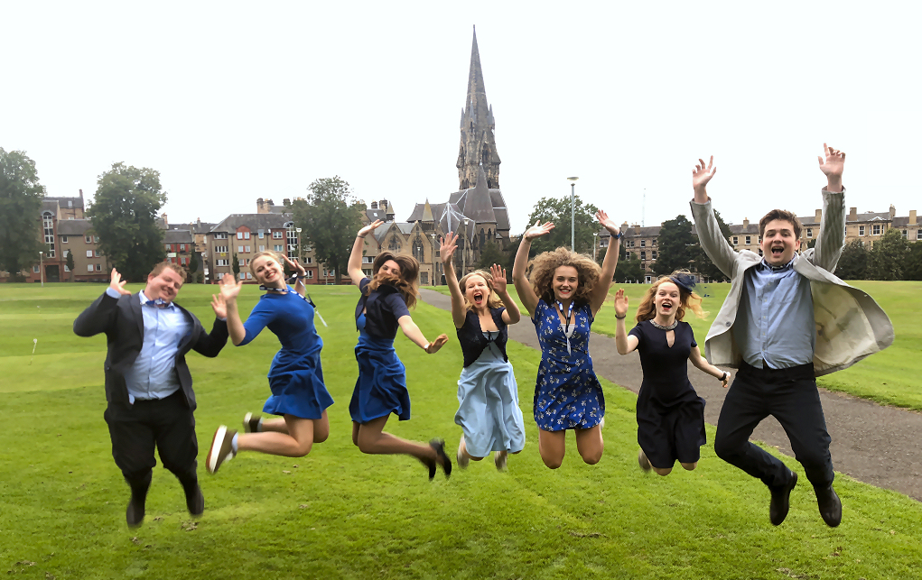 Shrewsbury School GCSE results day