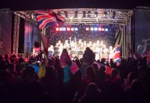 Shropshire Proms anProsecco in the Park Night
