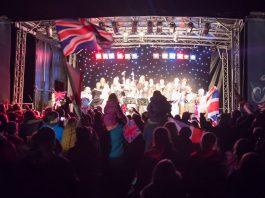 Shropshire Proms anProsecco in the Park Night