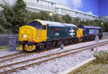 A variety of layouts in various gauges will be on display at Shrewsbury Model Railway Show