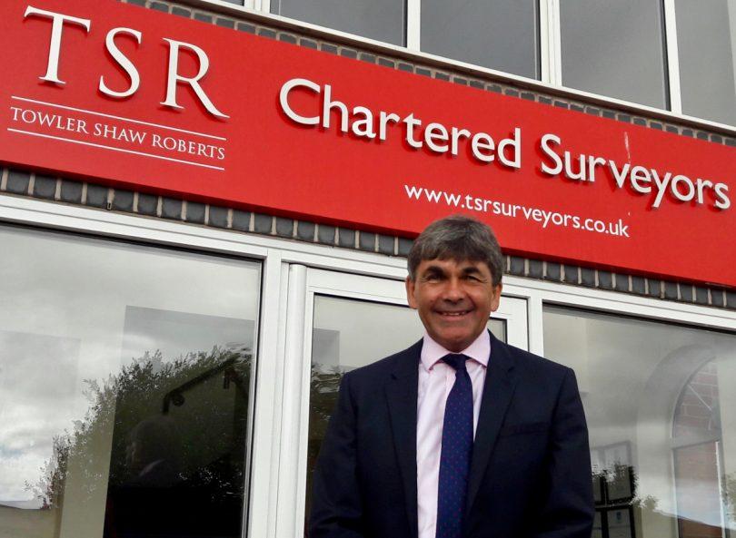 Toby Shaw, partner at Towler Shaw Roberts